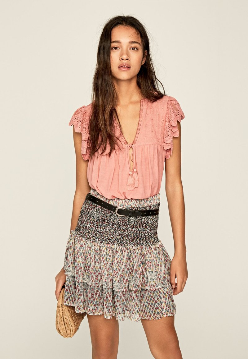 Pepe Jeans - ELIF - Blouse - washed rosa