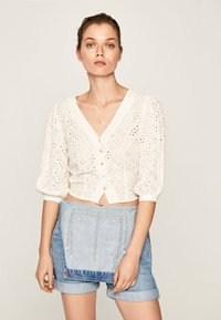 Pepe Jeans - CLAUDIE - Blouse - off-white - 0