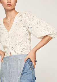 Pepe Jeans - CLAUDIE - Blouse - off-white - 4