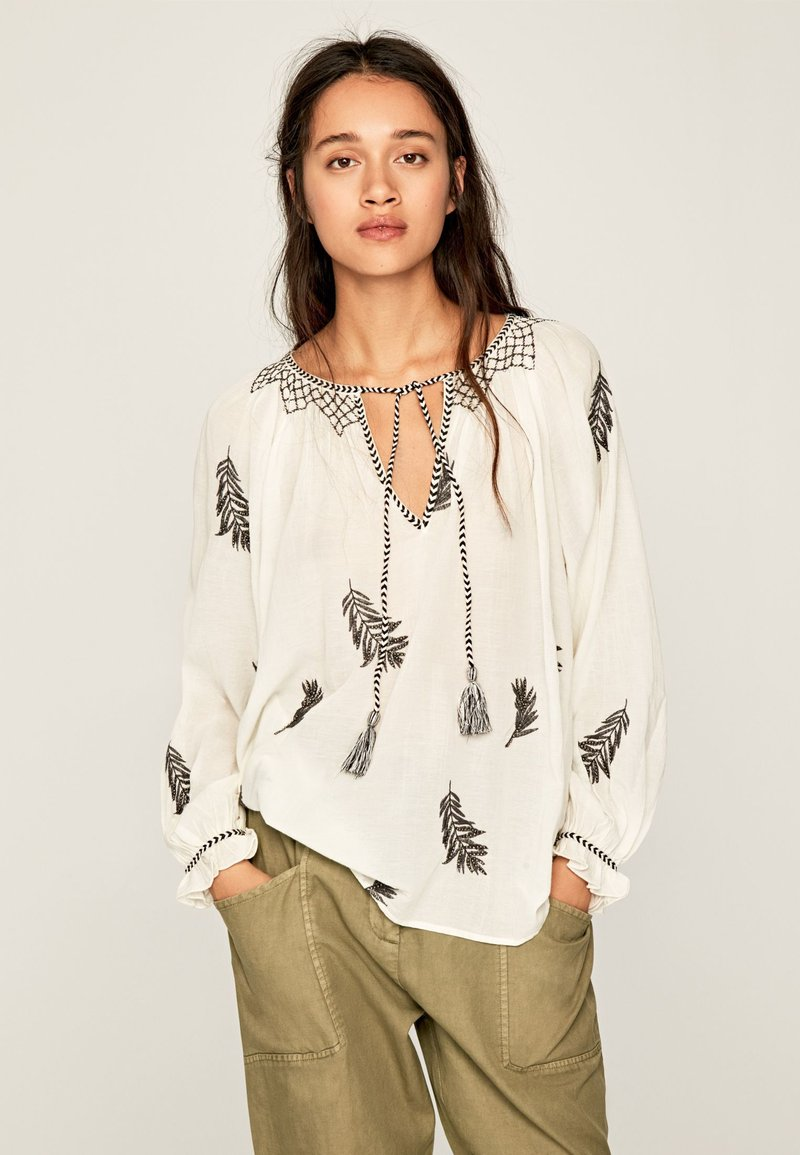 Pepe Jeans - LISA - Blouse - champagne
