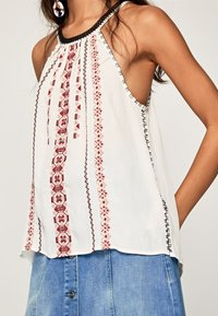 Pepe Jeans - ALICE - Blouse - white - 3