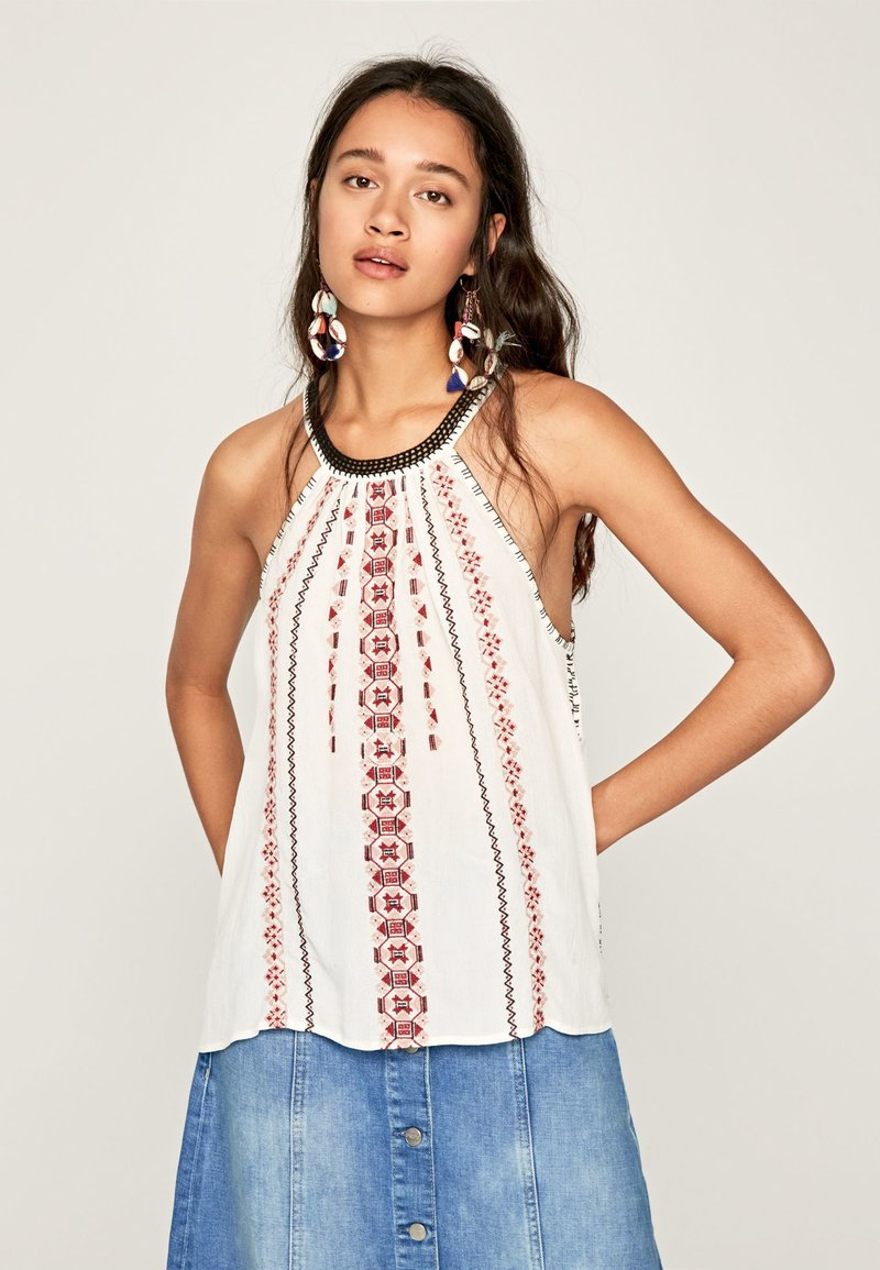 Pepe Jeans - ALICE - Blouse - white