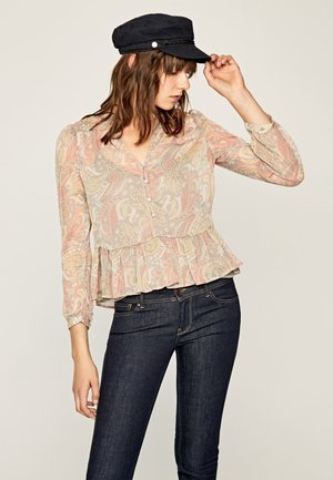 THERESA - Blusa - multi-coloured