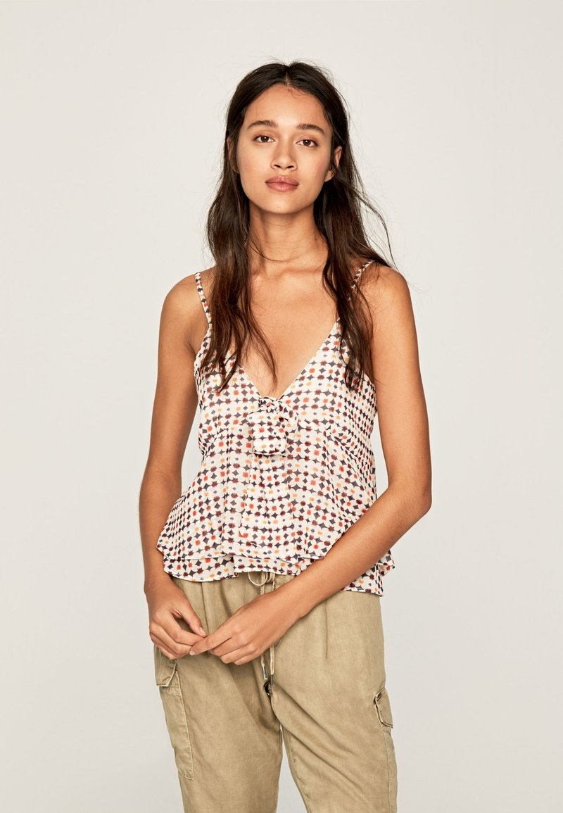Pepe Jeans - XIMENA - Top - multi-coloured
