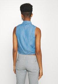 Pepe Jeans - WAVE - Chemisier - denim - 2
