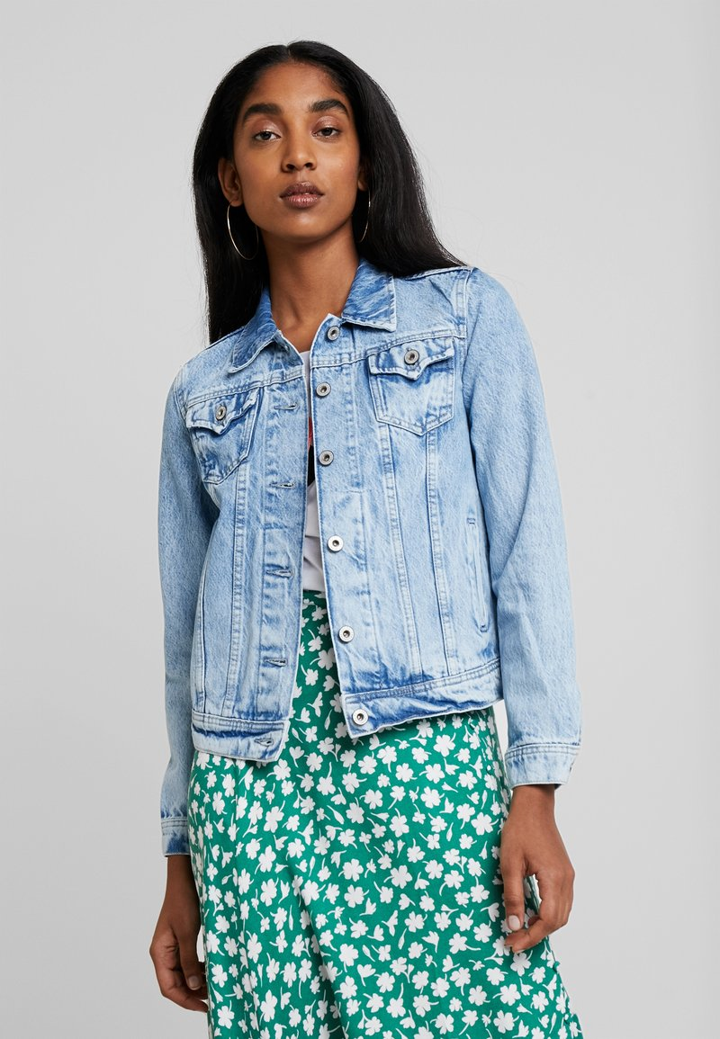 Pepe Jeans - THRIFT - Denim jacket - 000denim
