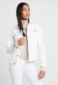 Pepe Jeans - TRU BLU BELIFE JACKET - Denim jacket - 000denim - 0