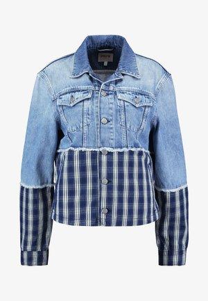 JESS MIX - Denim jacket - light blue denim