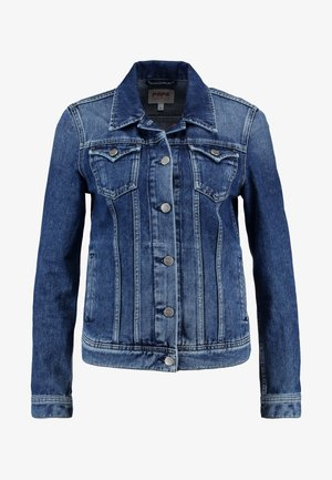 THRIFT - Jeansjakke - denim dark