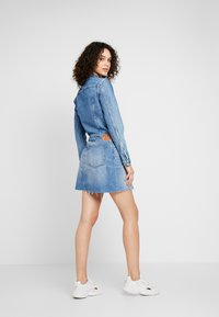Pepe Jeans - CORE JACKET - Jeansjakke - stone blue denim - 2