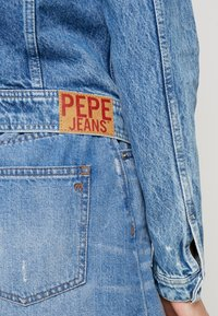 Pepe Jeans - CORE JACKET - Jeansjakke - stone blue denim - 5