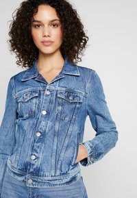 Pepe Jeans - CORE JACKET - Jeansjakke - stone blue denim - 3