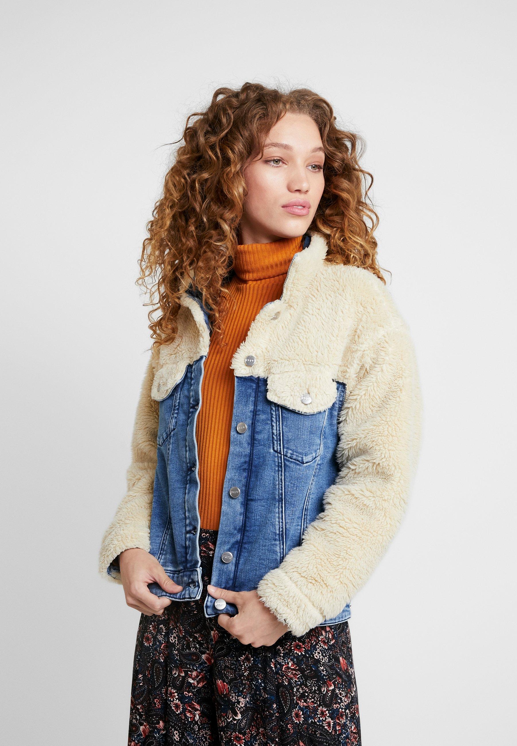 Pepe Jeans COCO - Veste en jean denim