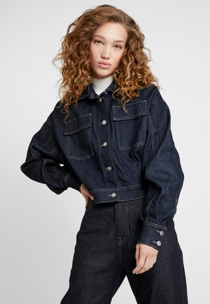 DUA LIPA X PEPE JEANS - Denim jacket - rinsed denim