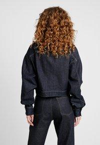 Pepe Jeans - DUA LIPA X PEPE JEANS - Kurtka jeansowa - rinsed denim - 2