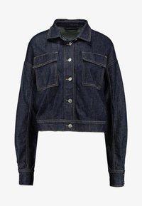 Pepe Jeans - DUA LIPA X PEPE JEANS - Kurtka jeansowa - rinsed denim - 3