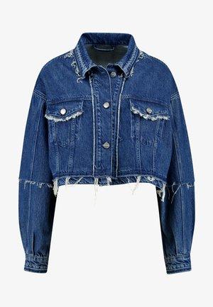 DUA LIPA X PEPE JEANS  - Kurtka jeansowa - denim