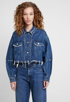 DUA LIPA X PEPE JEANS  - Giacca di jeans - denim