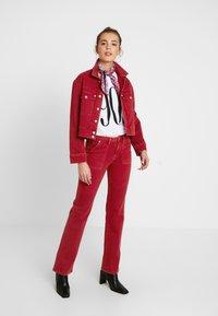 Pepe Jeans - TIFFANY - Denim jacket - pillarbox red - 1