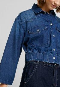 Pepe Jeans - CARLI - Kurtka jeansowa - denim - 5