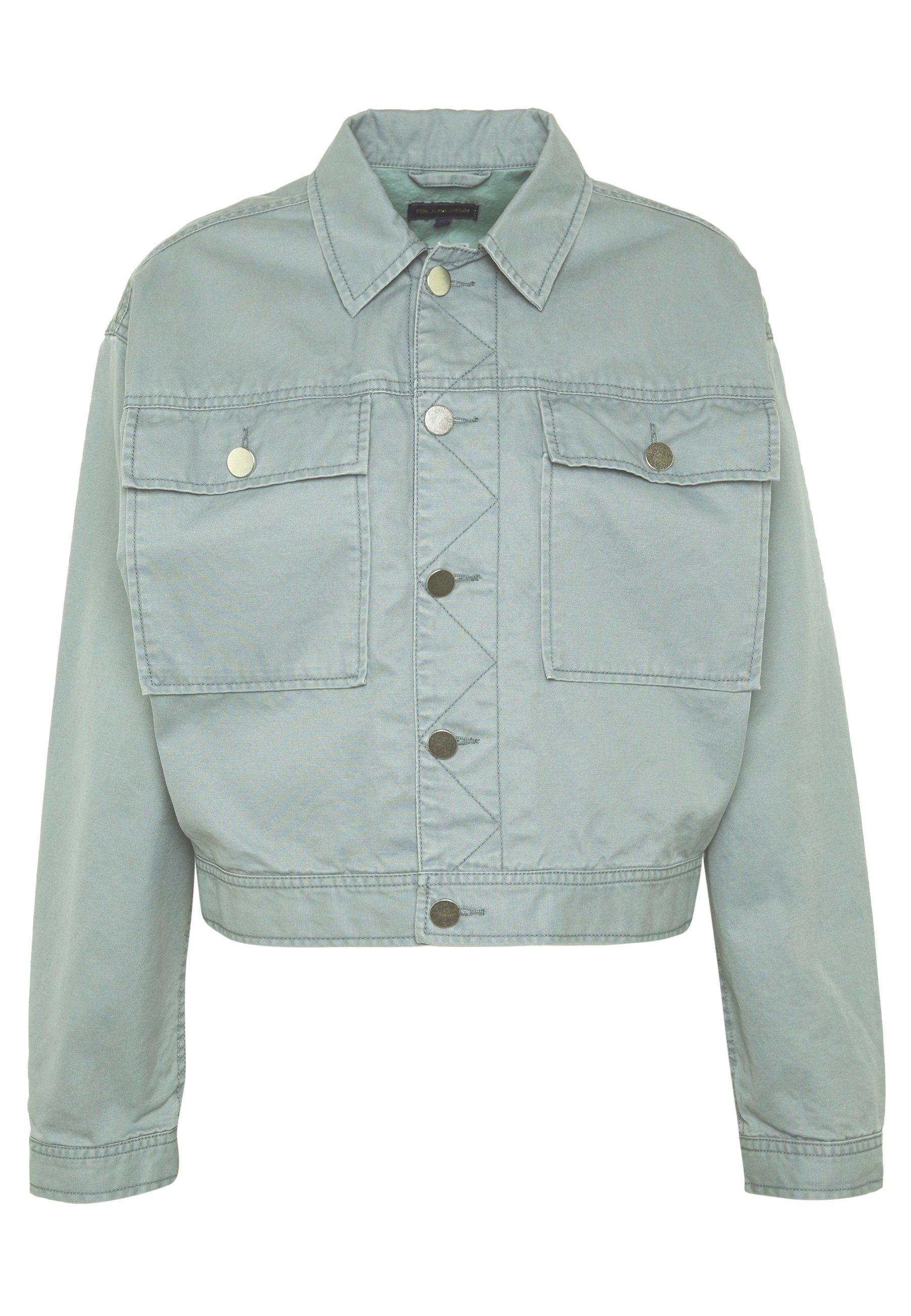 Pepe Jeans Tuxen Jacket - Jeansjacka Laurel Green