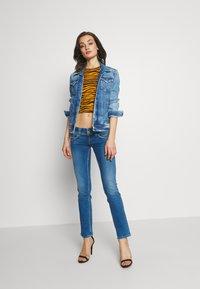 Pepe Jeans - THRIFT - Džínová bunda - denim - 1