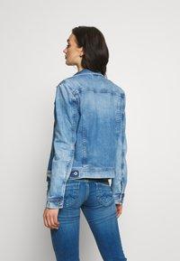 Pepe Jeans - THRIFT - Džínová bunda - denim - 2