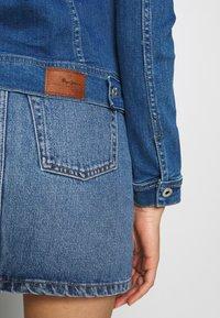 Pepe Jeans - THRIFT - Džínová bunda - blue denim - 3