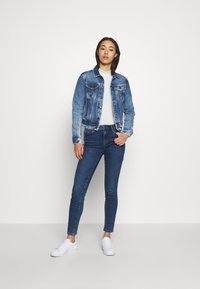 Pepe Jeans - CORE JACKET - Džínová bunda - blue denim - 1