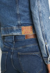 Pepe Jeans - CORE JACKET - Džínová bunda - blue denim - 5