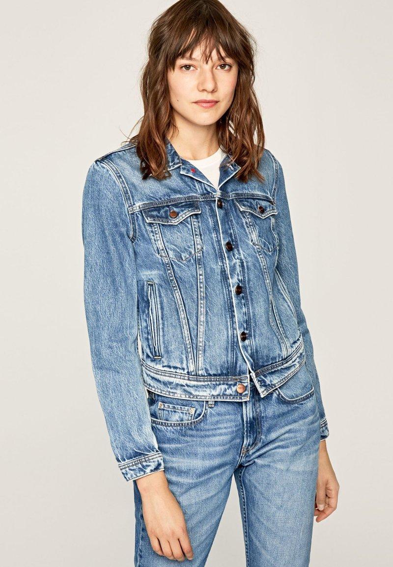 Pepe Jeans - CORE  - Spijkerjas - blue denim