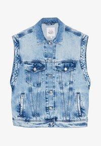 Pepe Jeans - DUA LIPA X PEPE JEANS  - Smanicato - blue denim - 5