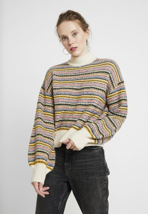 LENA - Strickpullover - multi-coloured