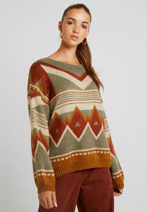 VIVIANNA - Pullover - multi