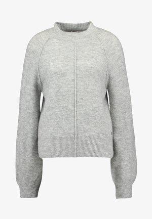 CLOTILDE - Jumper - light grey melange