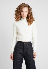 Pepe Jeans - DUA LIPA X PEPE JEANS - Svetr - white - 0