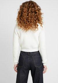 Pepe Jeans - DUA LIPA X PEPE JEANS - Svetr - white - 2