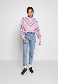 Pepe Jeans - KLAIRE - Neule - powder pink - 1