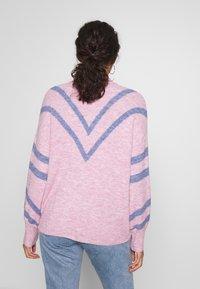 Pepe Jeans - KLAIRE - Neule - powder pink - 2
