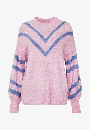 KLAIRE - Jumper - powder pink