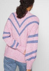 Pepe Jeans - KLAIRE - Neule - powder pink - 5