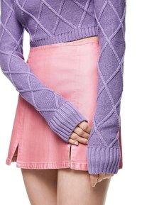Pepe Jeans - DUA LIPA X PEPE JEANS  - Sweter - violet - 3