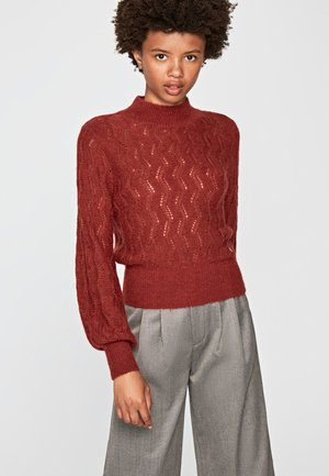 MARIE - Pullover - red