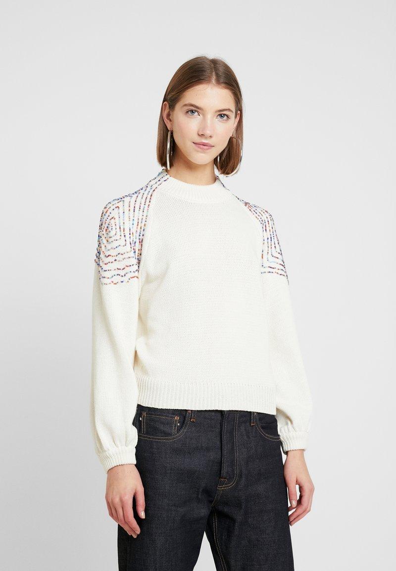 Pepe Jeans - DALMA - Sweter - white