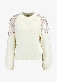 Pepe Jeans - DALMA - Sweter - white - 4