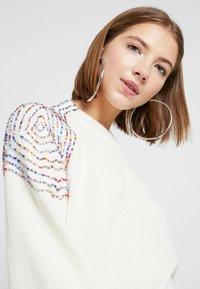 Pepe Jeans - DALMA - Sweter - white - 3