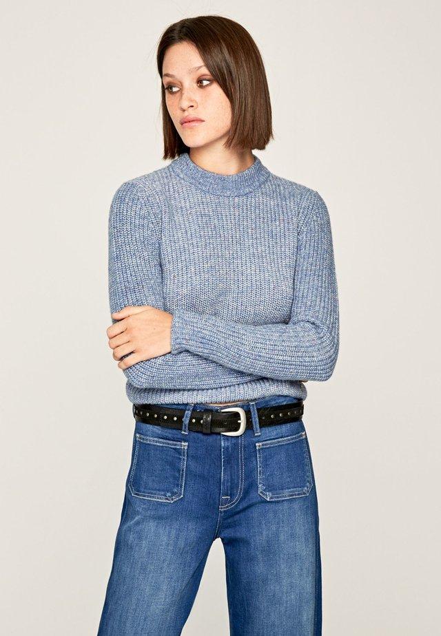 BABIE - Sweter - blue