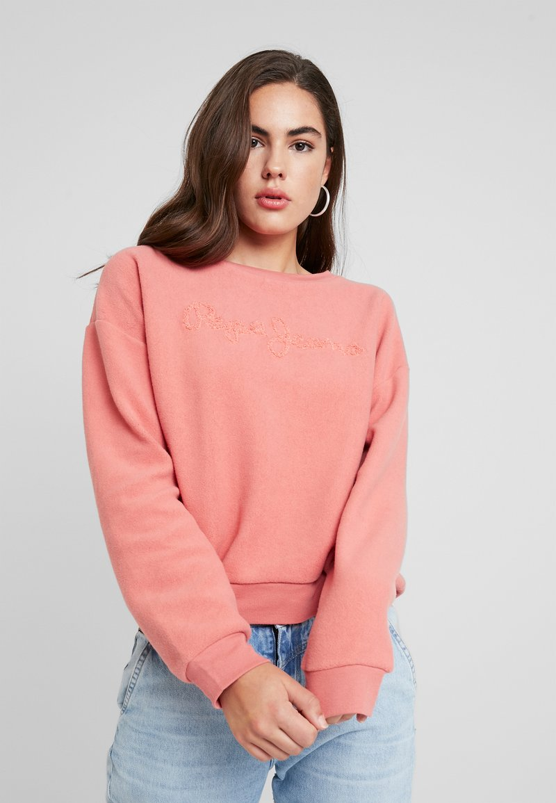 Pepe Jeans - NOELIA - Sweater - dark blush