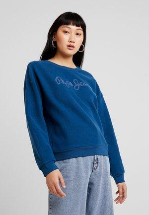 NOELIA - Sweatshirt - volga blue