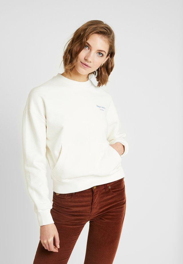 BLANCA - Sweatshirt - mousse